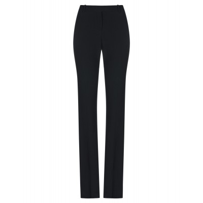 ALEXANDER MCQUEEN Womens Clothing Casual pants Black New look 13499303QF