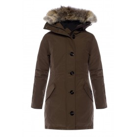 Dolce & Gabbana Womens 'Rossclair' hooded down jacket on sale MFNY3PKL